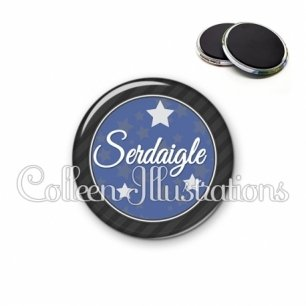 Magnet 56mm Serdaigle (016GRI09)