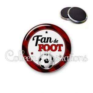 Magnet 56mm Fan de foot (016MUL10)