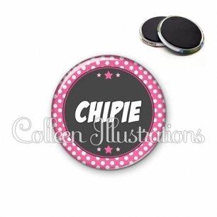 Magnet 56mm Chipie (016ROS01)