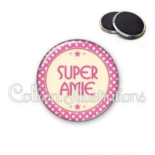 Magnet 56mm Super amie (016ROS04)