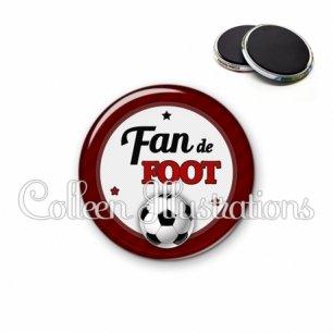 Magnet 56mm Fan de foot (016ROU03)
