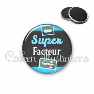 Magnet 56mm Super facteur (019BLE01)