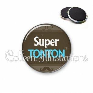 Magnet 56mm Super tonton (019MAR01)