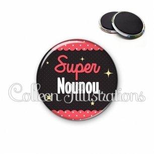 Magnet 56mm Super nounou (019ROS05)