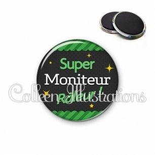 Magnet 56mm Moniteur super râleur (019VER02)