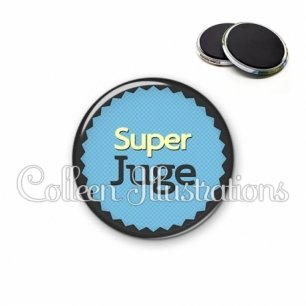 Magnet 56mm Super juge (024BLE01)