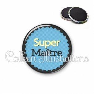 Magnet 56mm Super maître (024BLE01)