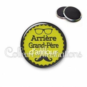 Magnet 56mm Arrière grand-père d'amour (024VER01)