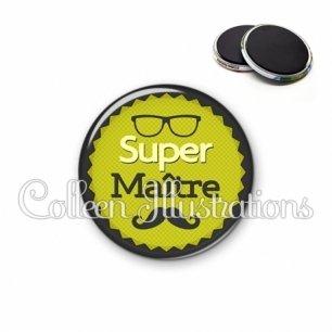 Magnet 56mm Super maître (024VER01)