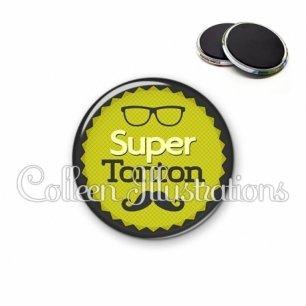 Magnet 56mm Super tonton (024VER01)