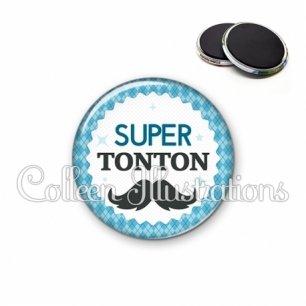 Magnet 56mm Super tonton (028BLE06)