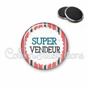 Magnet 56mm Super vendeur (028MUL01)