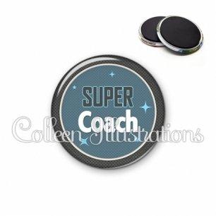 Magnet 56mm Super coach (034BLE01)