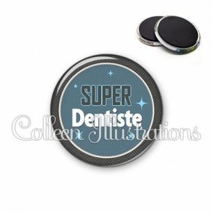 Magnet 56mm Super dentiste (034BLE01)