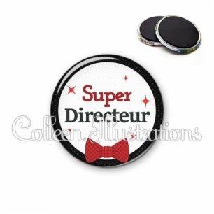 Magnet 56mm Super directeur (036NOI01)
