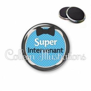 Magnet 56mm Super intervenant (037BLE01)