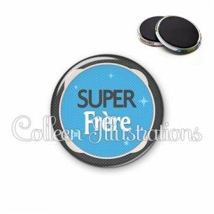 Magnet 56mm Super frère (037BLE04)