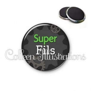 Magnet 56mm Super fils (038GRI01)
