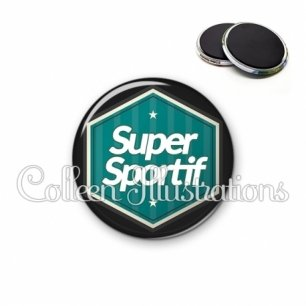 Magnet 56mm Super sportif (055VER01)