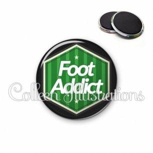 Magnet 56mm Foot addict (055VER02)
