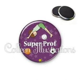 Magnet 56mm Super prof (078VIO03)