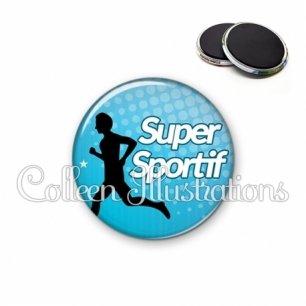 Magnet 56mm super sportif (082BLE01)