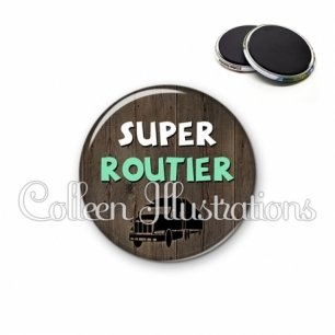 Magnet 56mm Super routier (086MAR01)