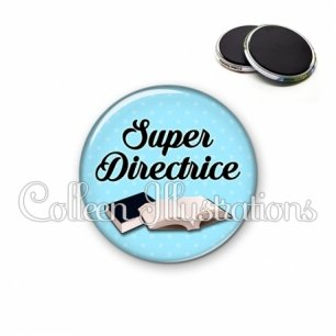 Magnet 56mm Super directrice (087BLE01)