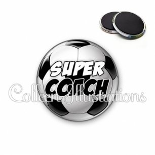 Magnet 56mm Super coach (089MUL01)