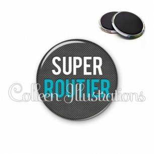 Magnet 56mm Super routier (096GRI01)