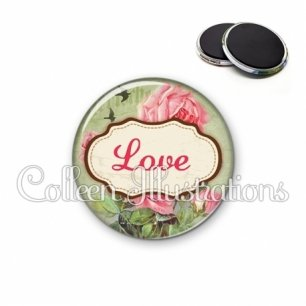 Magnet 56mm Love (143MUL01)