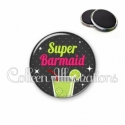 Magnet 56mm Super barmaid (157GRI01)