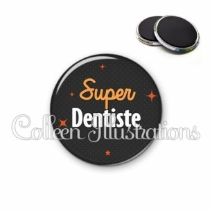 Magnet 56mm Super dentiste (169GRI01)