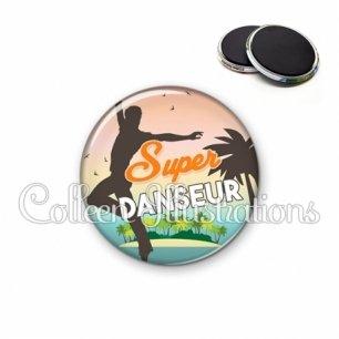 Magnet 56mm Super danseur (176MUL01)