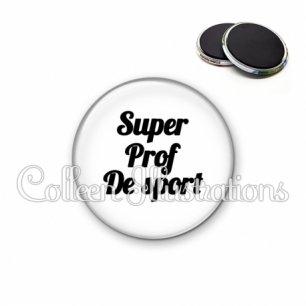 Magnet 56mm Super prof de sport (181BLA11)
