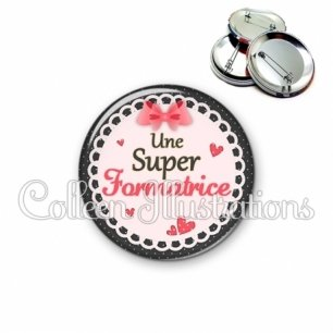 Badge 56mm Super formatrice (005ROS01)