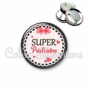 Badge 56mm Super pédiatre (005ROS01)