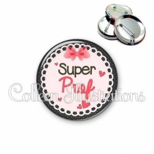 Badge 56mm Super prof (005ROS01)