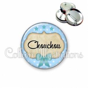 Badge 56mm Chouchou (006BLE04)