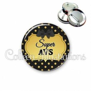Badge 56mm Super AVS (006NOI01)