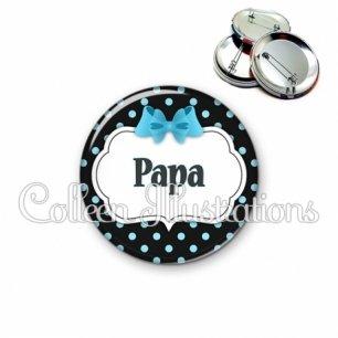 Badge 56mm Papa (006NOI05)