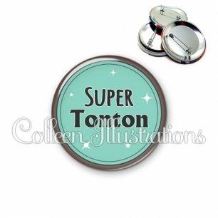 Badge 56mm Super tonton (012VER01)
