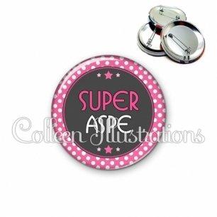 Badge 56mm Super ASPE (016ROS01)