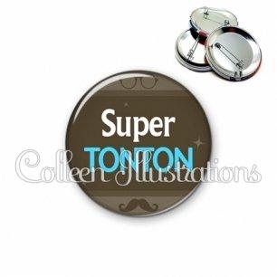 Badge 56mm Super tonton (019MAR01)
