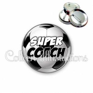 Badge 56mm Super coach (089MUL01)