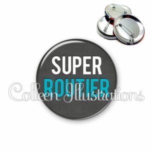 Badge 56mm Super routier (096GRI01)