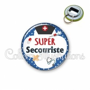 Décapsuleur 56mm Super secouriste (002BLE01)
