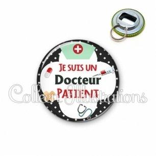 Décapsuleur 56mm Docteur patient (002NOI01)