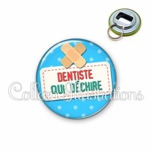 Décapsuleur 56mm Dentiste qui déchire (003BLE02)