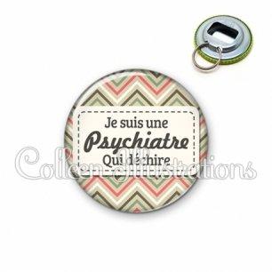 Décapsuleur 56mm Psychiatre qui déchire (003MUL01)